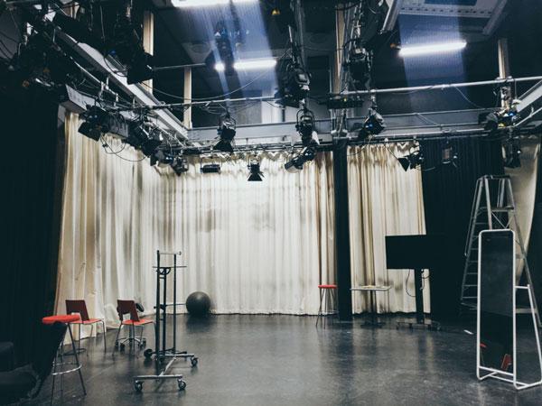 Motion Capture studio for XR development