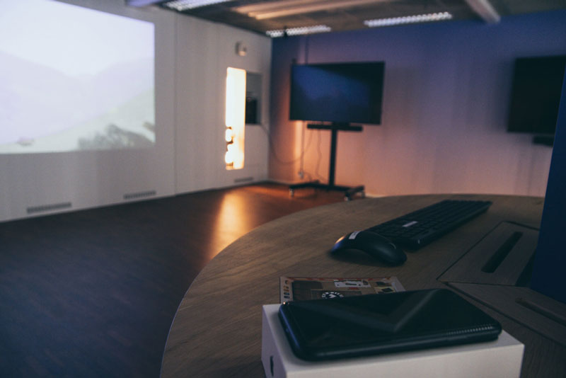 HXRC Showroom space