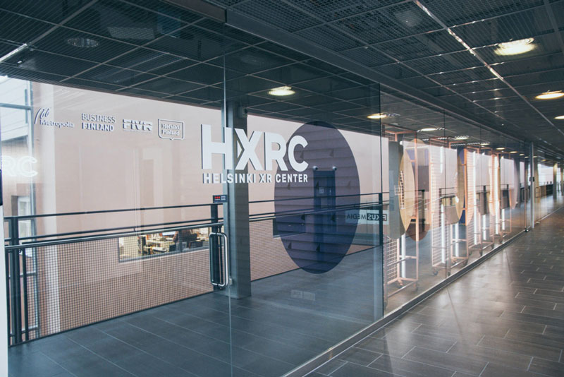 HXRC Showroom from the outside