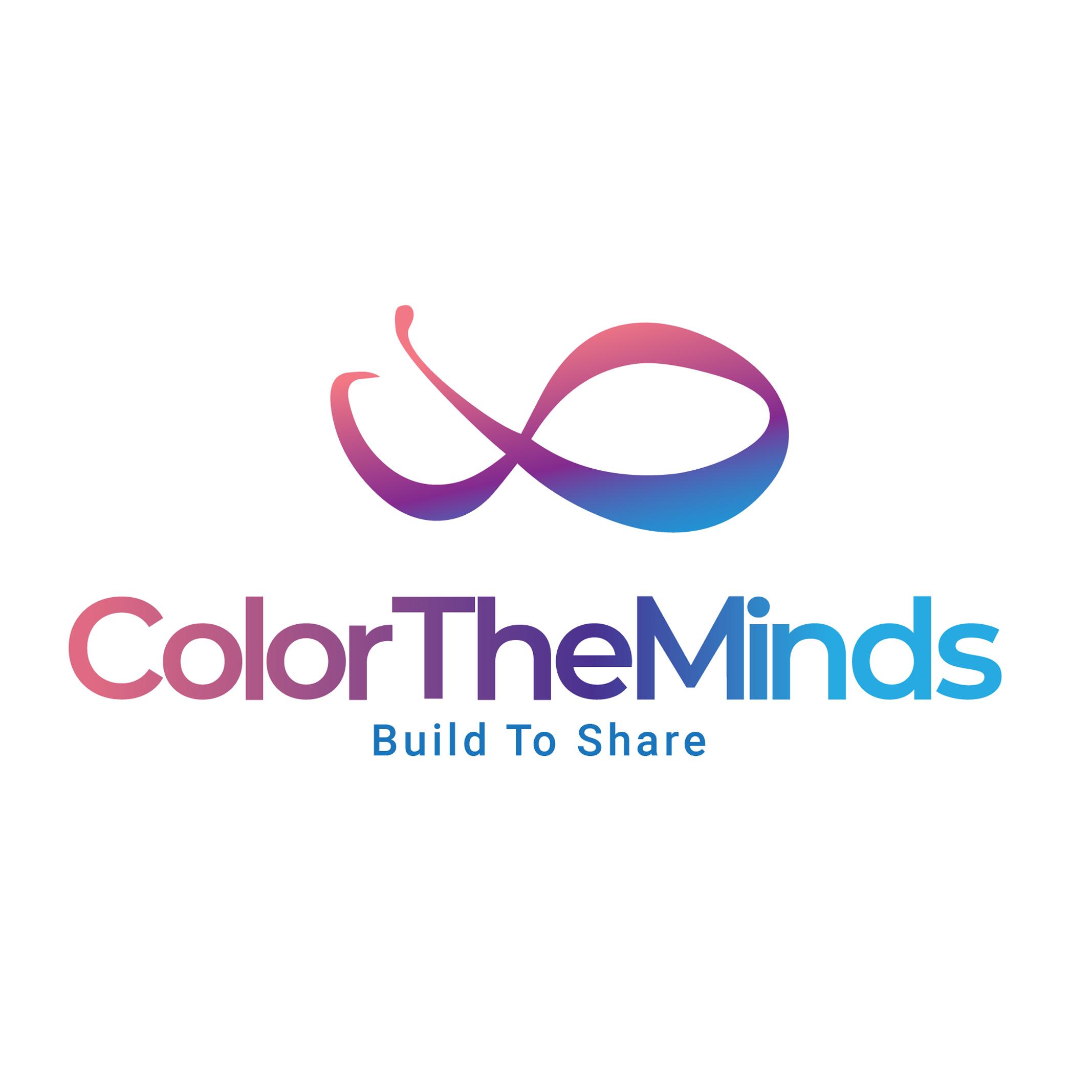 Color The Minds logo, HXRC Hub team