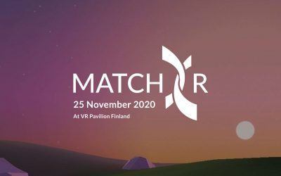 Stepping into virtual reality – Match XR 2020 coming November 25th