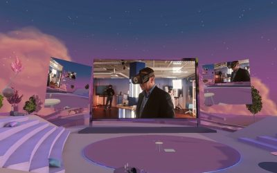 900 people from all over the world attended the Virtual Reality event Match XR 2020