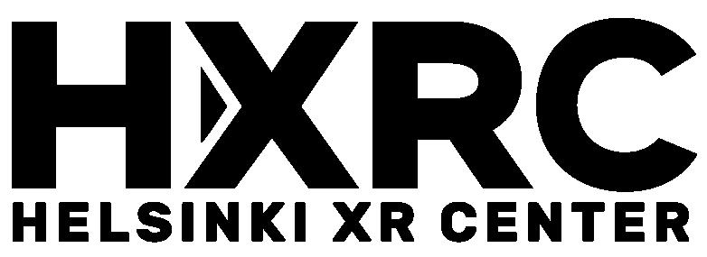 Helsinki XR Center logo black