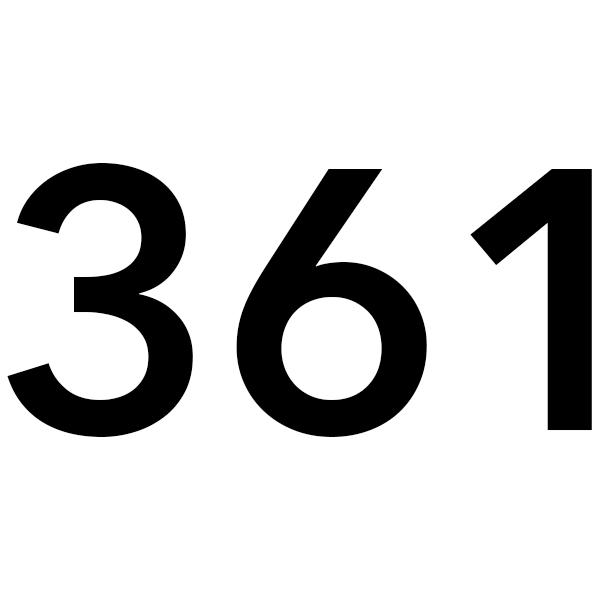 361 logo, HXRC Hub team