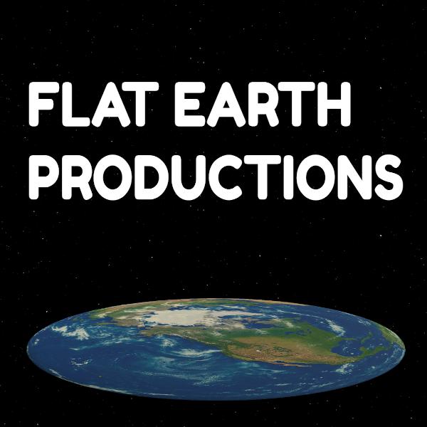 Flat Earth Productions logo, HXRC Hub team
