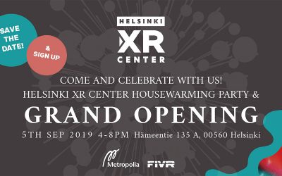 HXRC Grand Opening & Housewarming Party