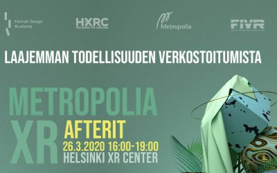 Metropolia XR Afterit (fin) (CANCELLED)
