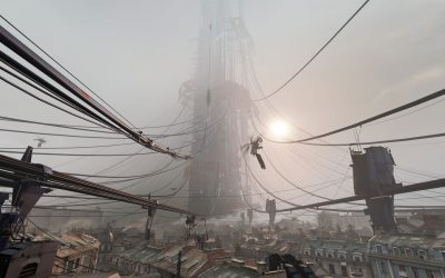 Half-Life: Alyx – First glimpse of what VR in the 2020's will be