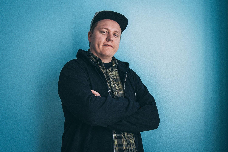 Mikko Höök, HXRC intern.