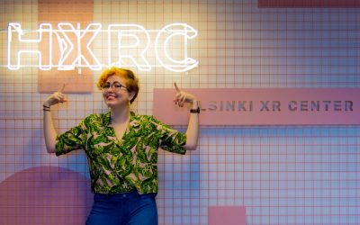 Meet the HXRC team: Kira Vesikko