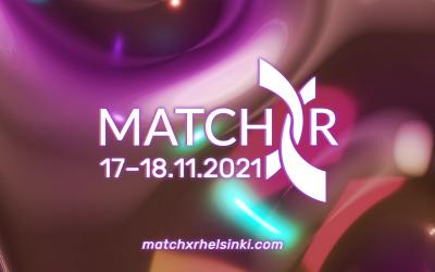 Match XR 2021 – Experience Finnish XR on 17-18 November!
